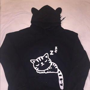 89b1ace7453b53 Women Cat Ear Sweater on Poshmark